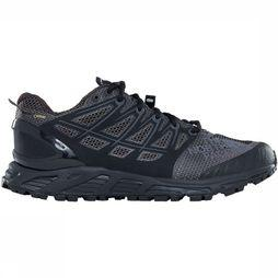 The North Face Ultra Endurance II GTX Schoen Dames Zwart/Taupe