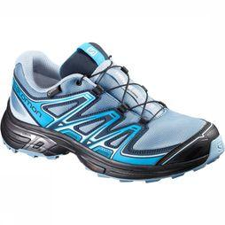Salomon Wings Flyte 2 GTX Schoen Dames Turkoois/Zwart