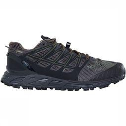 The North Face Ultra Endurance II GTX Schoen Zwart/Middenkaki