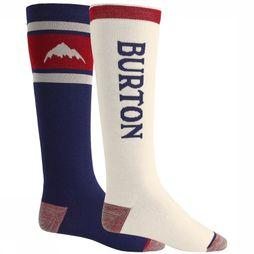 Burton Weekend 2 Pack Skisokken Assortiment
