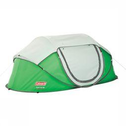 Coleman Galiano 2 Pop Up Tent Wit/Groen