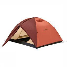 Vaude Campo 3P Tent Rood
