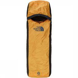 The North Face Assault Bivy Bivakzak Goud/Donkergrijs