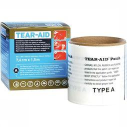 Tear-Aid Type A Reparatie Tape 1,5m Transparant