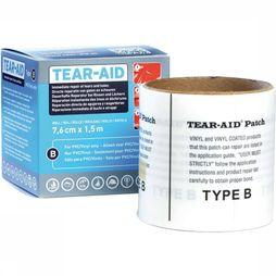 Tear-Aid Type B Reparatie Tape 1,5m Transparant