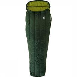 Mountain Equipment Sleepwalker III Regular Slaapzak Donkergroen/Middengroen