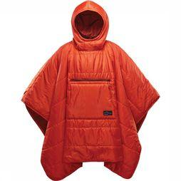 Therm-a-Rest Honcho Poncho Deken Rood