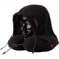 Grand Trunk Blackout Hooded Travel Nekkussen Zwart