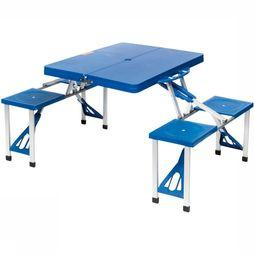 Camp Gear Basic Picknick Tafel Blauw