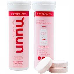 Nuun Electrolyt Strawberry Lemonade Sportdrank Geen kleur
