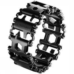 Leatherman Tread RVS Armband Multitool Zwart