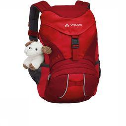 Vaude Ayla 6L Rugzak Junior Donkerrood/Middenrood