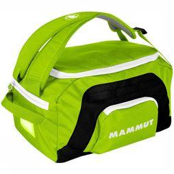 Mammut First Cargo 18L Tas Junior Lime/Zwart