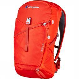 Berghaus Remote 28 Rugzak Middenrood