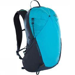The North Face Chimera 24 Rugzak Dames Marineblauw/Turkoois
