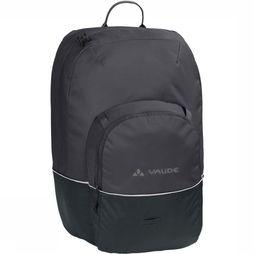 Vaude Cycle 28 Tas Zwart