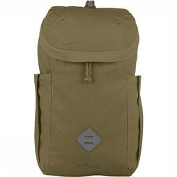 Millican Oli The Zip Bag 25L Rugzak Lichtkaki