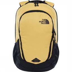 The North Face Vault Rugzak Geel/Zwart
