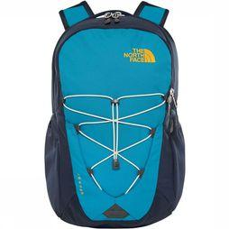 The North Face Jester Rugzak Petrol/Marineblauw