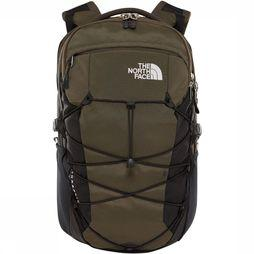 The North Face Borealis Rugzak Donkerkaki