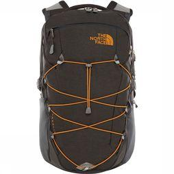 The North Face Borealis Rugzak Lichtkaki/Donkergeel