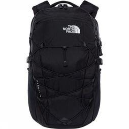 The North Face Borealis Rugzak Zwart