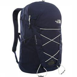 The North Face Cryptic Rugzak Indigoblauw/Gebroken Wit