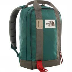 The North Face Tote Rugzak Dames Middenkaki/Middengroen