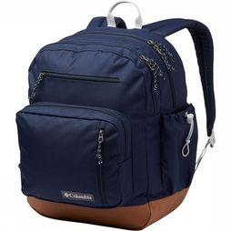 Columbia Northern Pass II Rugzak Marineblauw