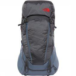 The North Face Backpack 55 Liter Donkergrijs/Middengrijs