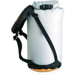 Sea To Summit Compression 10L Dry Sack Middengrijs/Geel