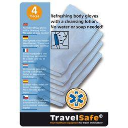 Travelsafe Body Gloves 4 Stuks -