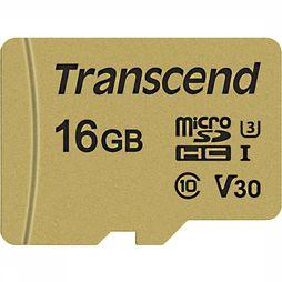 Micro SD 16GB 500s Geheugenkaart