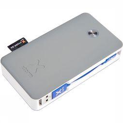 Xtorm Travel 6700 Powerbank Wit/Donkergrijs