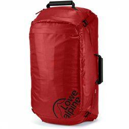 Lowe Alpine AT Kit Bag 90 Duffel Donkerrood