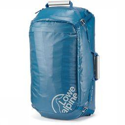 Lowe Alpine AT Kit Bag 90 Duffel Middenblauw/Lichtgrijs