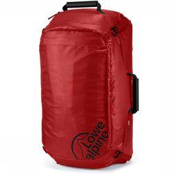Lowe Alpine AT Kit Bag 60 Duffel Donkerrood