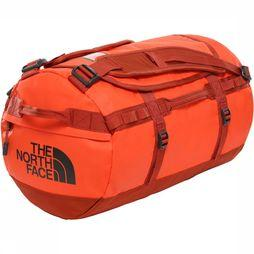 The North Face Base Camp Duffel S Oranje/Zwart