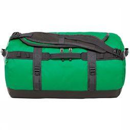 The North Face Base Camp Duffel S Groen/Donkergrijs