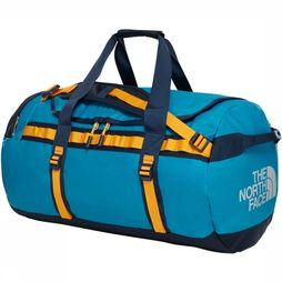 The North Face Base Camp Duffel M Petrol/Marineblauw