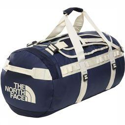 The North Face Base Camp Duffel M Indigoblauw/Gebroken Wit