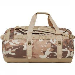 The North Face Base Camp Duffel M Lichtkaki/Assortiment Camouflage