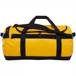 The North Face Base Camp Duffel L Geel/Zwart
