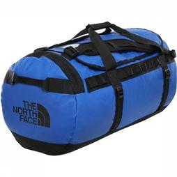 The North Face Base Camp Duffel L Middenblauw/Zwart