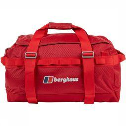 Berghaus Expedition Mule 60 Duffel Donkerrood/Rood