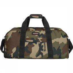 Eastpak Station + 58L Reistas Middenkaki/Assortiment Camouflage