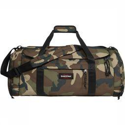 Eastpak Reader M + Reistas Middenkaki/Assortiment Camouflage