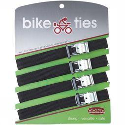 Bagageriemen Bike Ties 4x