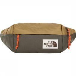 The North Face Lumbar Tas Middenkaki/Middengroen