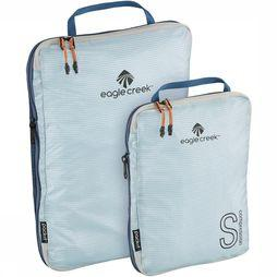 Eagle Creek Pack-It Specter Tech Compressiezak Set Middengrijs/jeans